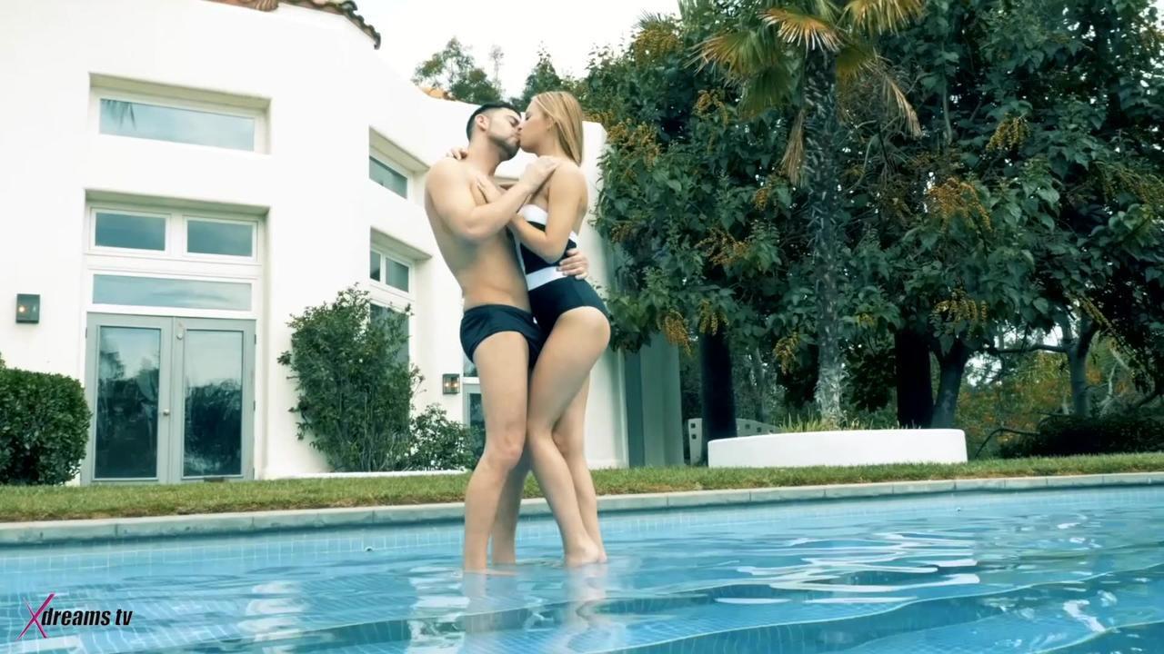 Jillian Janson - Upper Class Pleasure At The Poolside