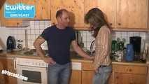 Horny Sarah & Uwe Warm Up