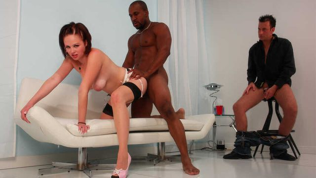 Cuckold Casting - Kitty