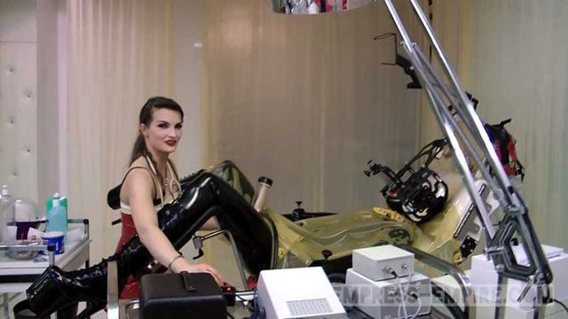 Lady Lilith - Rubber Clinic Exxtreeem Part3