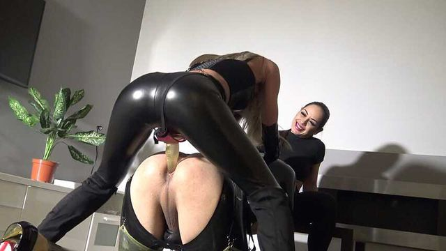 Rubberdolls anal Disaster