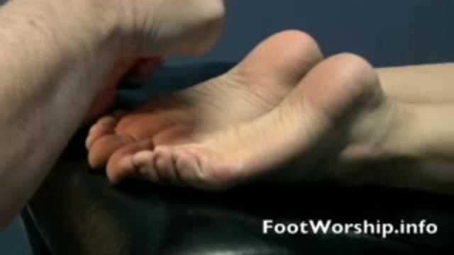 Red Hot Soles - Saucy soles get licked clean