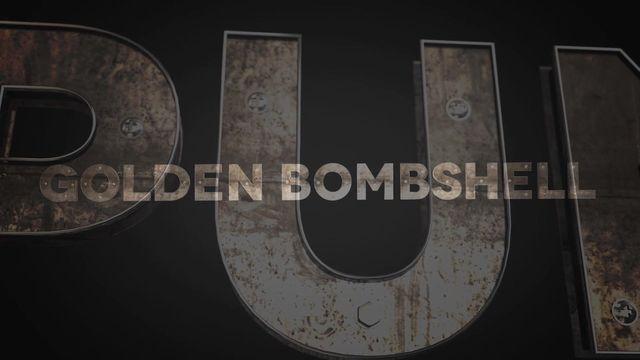 THONG PUNISHERS INTRO - GOLDENBOMBSHELL