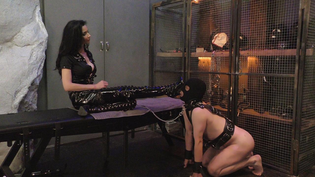 Mistress Zita - Armageddon for his Dick Part 3