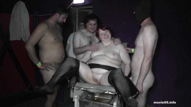 Bareback and Safe GangBang Party with Kati Sky in Iserlohn