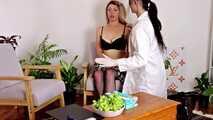 April & The Doctor Part 3 - Hysteria Treatment - w/Mistress Arabella