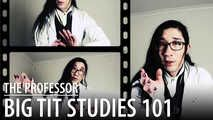 The Professor - Big Tit Studies 101 (Solo)