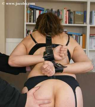Groped Slavegirl