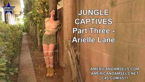 Jungle Captives - Part Three - Arielle Lane