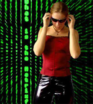 Matrix-Girl Zarah
