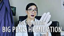 Doctor Lillith's Big Penis Humiliation