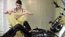 Lady Lilith - Rubber Clinic Exxtreeem Part2