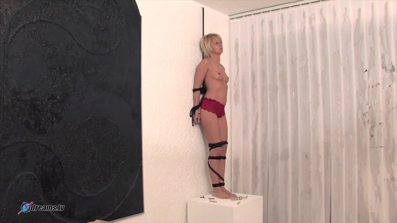 Yvette Erotically Charged Lesbian BDSM Session