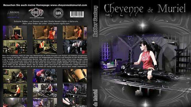 Cheyenne de Muriel - Rubber Fantasy