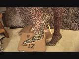 High heel crush