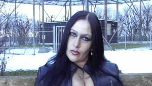 Leather Angel Video 1