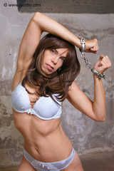 Cuffed With Antique Shackles