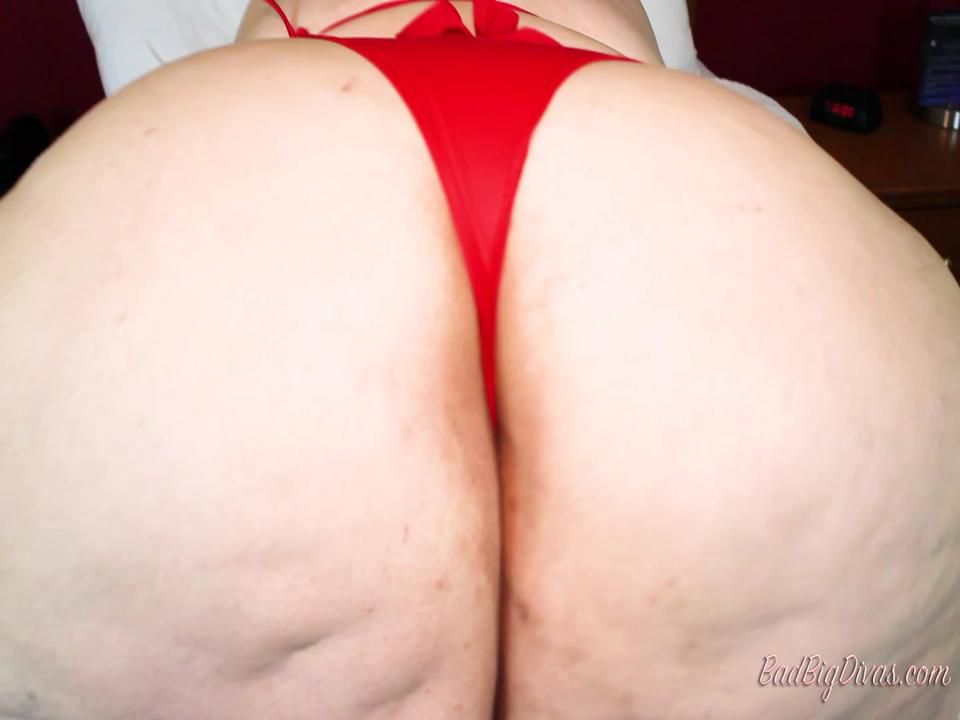 Queen Nora in Thong Punishers Part 2