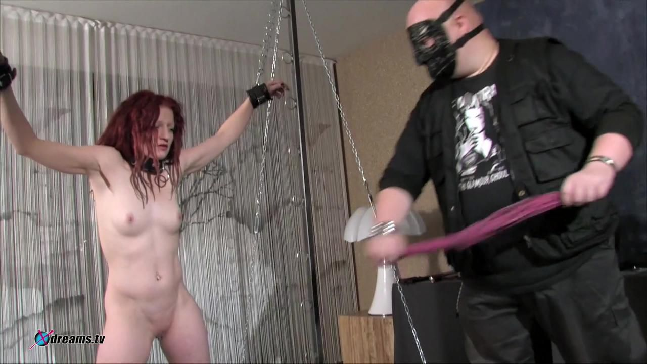Redhead Aubrey Gets To The Fullest