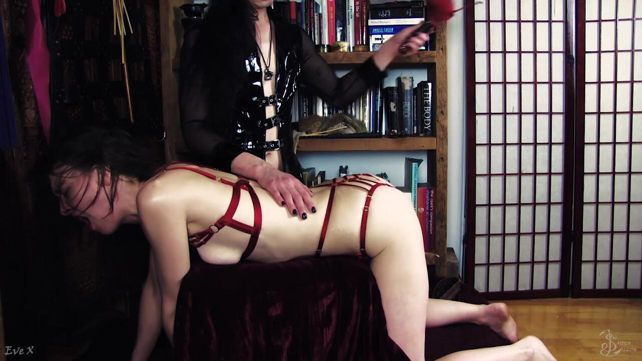 A Study in Sin - Flogging - w/Eve X