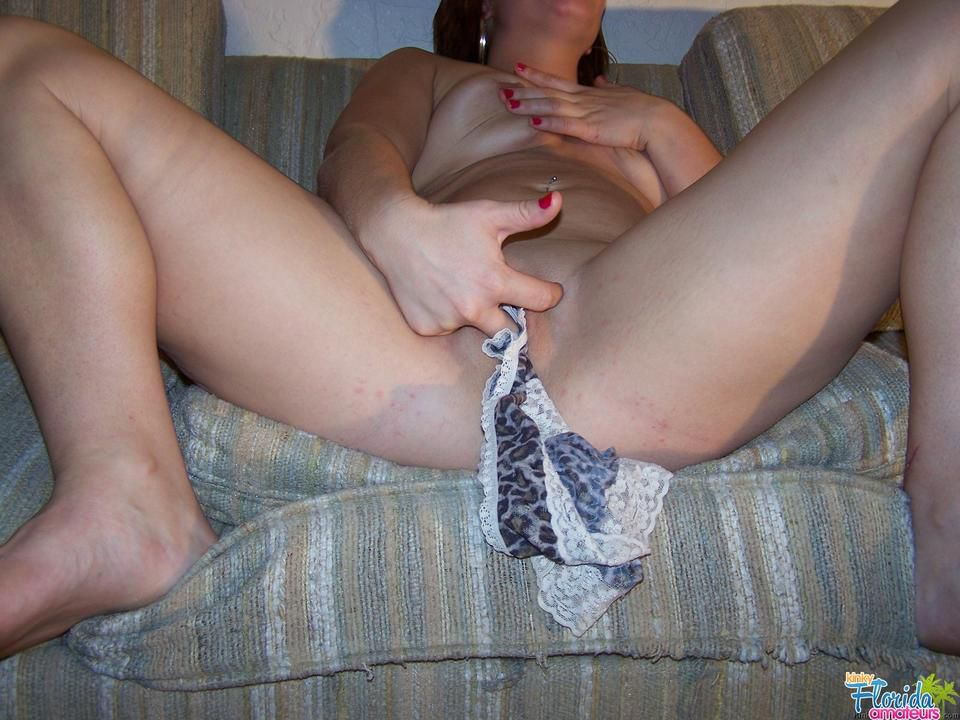 A Collection Of Amateur Milf Toni In Stockings And Stuffing Her Panties