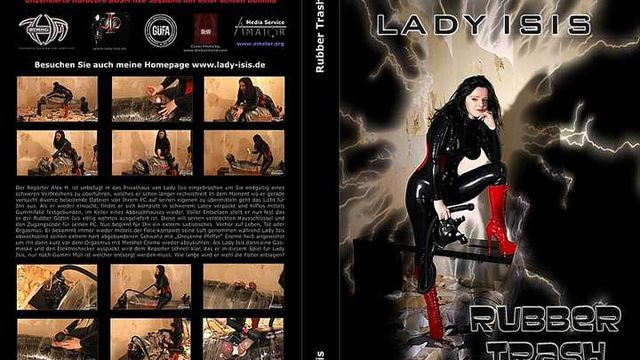 Lady Isis - Rubber Trash