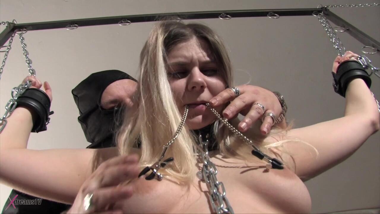 Mandy's Lange unterwürfige Behandlung