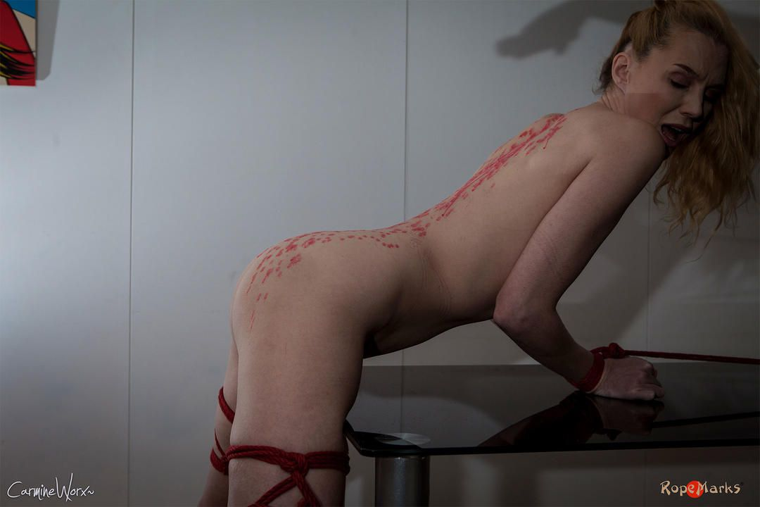 Waxing Ariel Anderssen, part 1 of 2