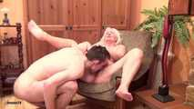 In My Home - Young Guy Fucked My Granny Cunt