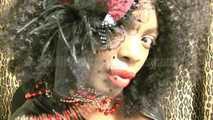 Latex Red Lipps