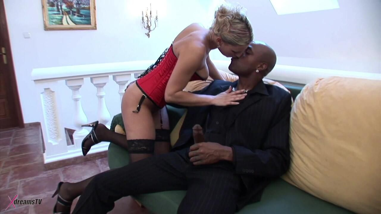 Black & White - Patricia - Crack My Bum With Your BBC - Episode 4