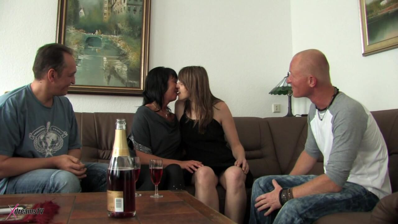 In My Home - Two Couples Switch Their Partners