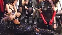 Lady Blackdiamoond - Die Gummipuppen Orgie Part3