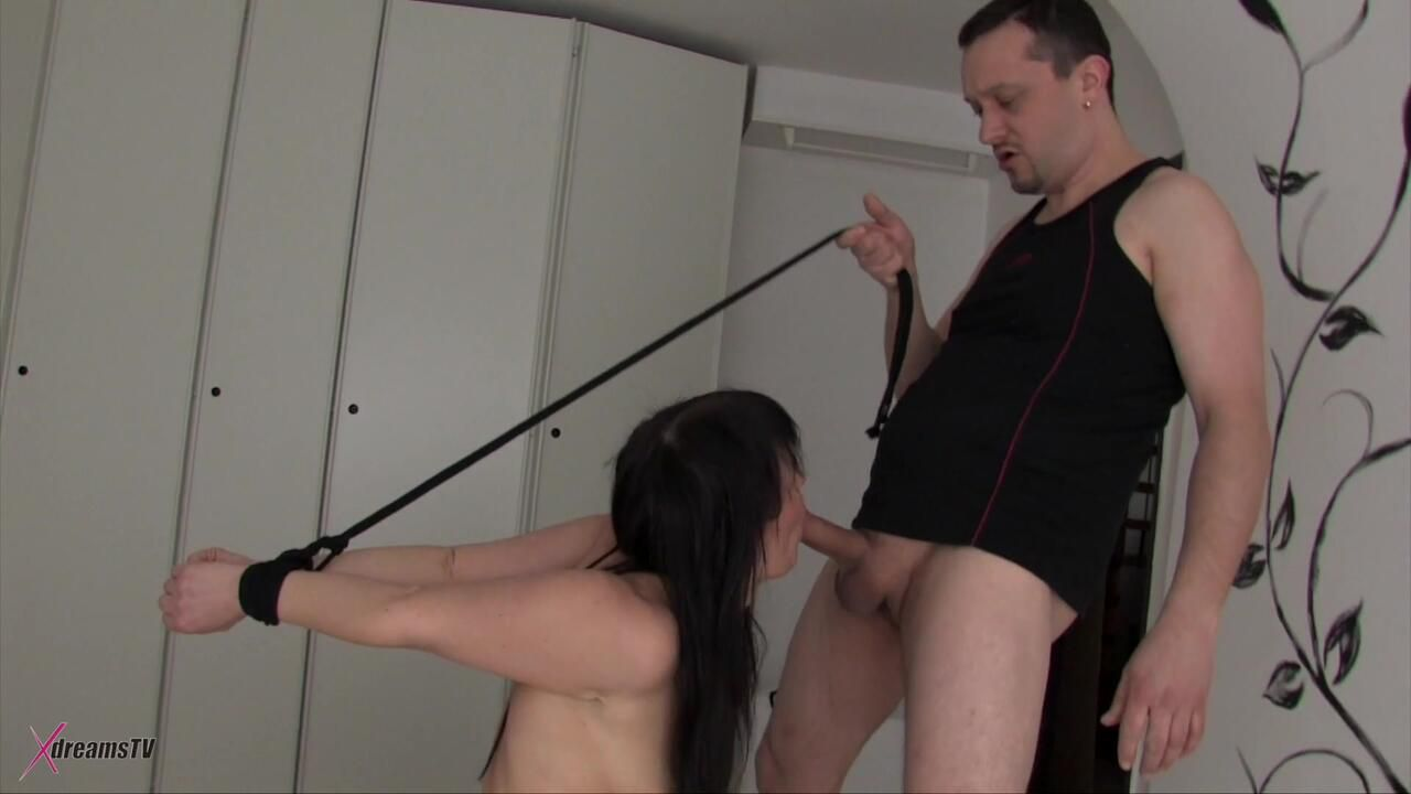 Yvette - Dominate Sex Games With Clamps And Ropes