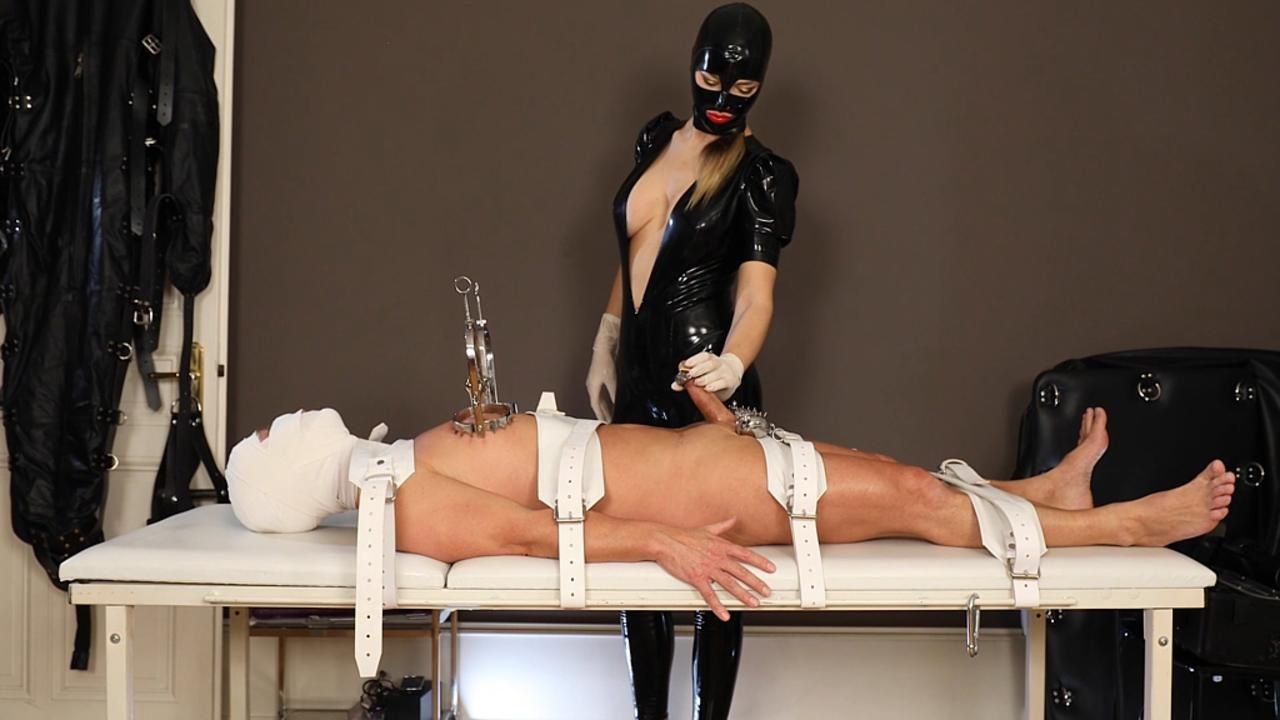 Mechanical Sperm Extraction