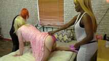 Fucking the sissy out of my stepbrother - Part Three