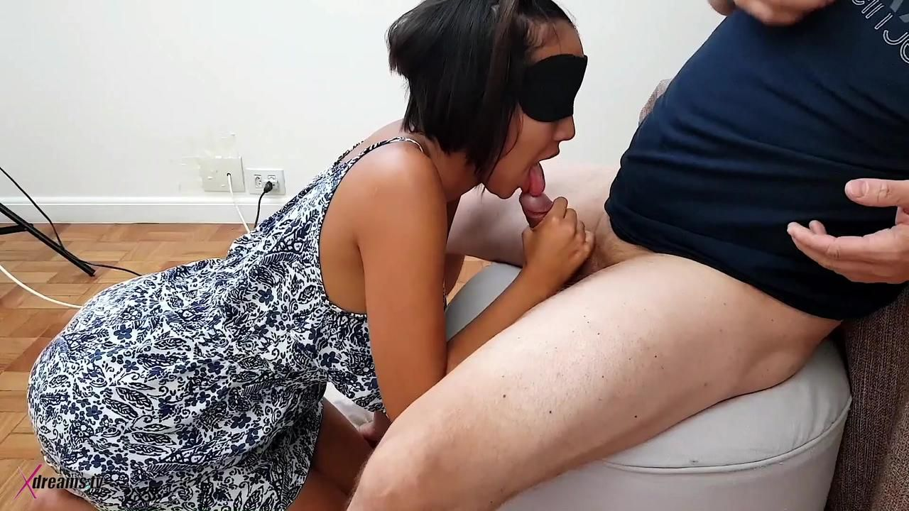 Nina Get Trained To Suck My Dick