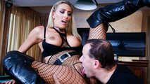 TGIP S01E08 - Lana Vegas reveals to her friend Dominic that she is doing hardcore porn