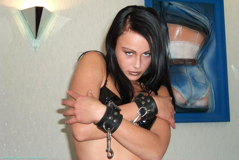 Jenny in latex bondage (ab-001)
