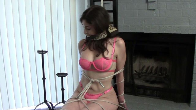 Latina in Pink