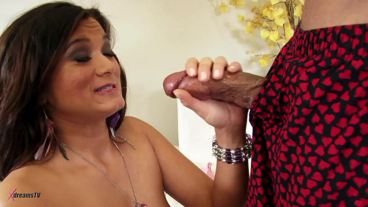 Black & White - Cece Stone - Put Your Big Black Meat In My Thight Asshole - Episode 2
