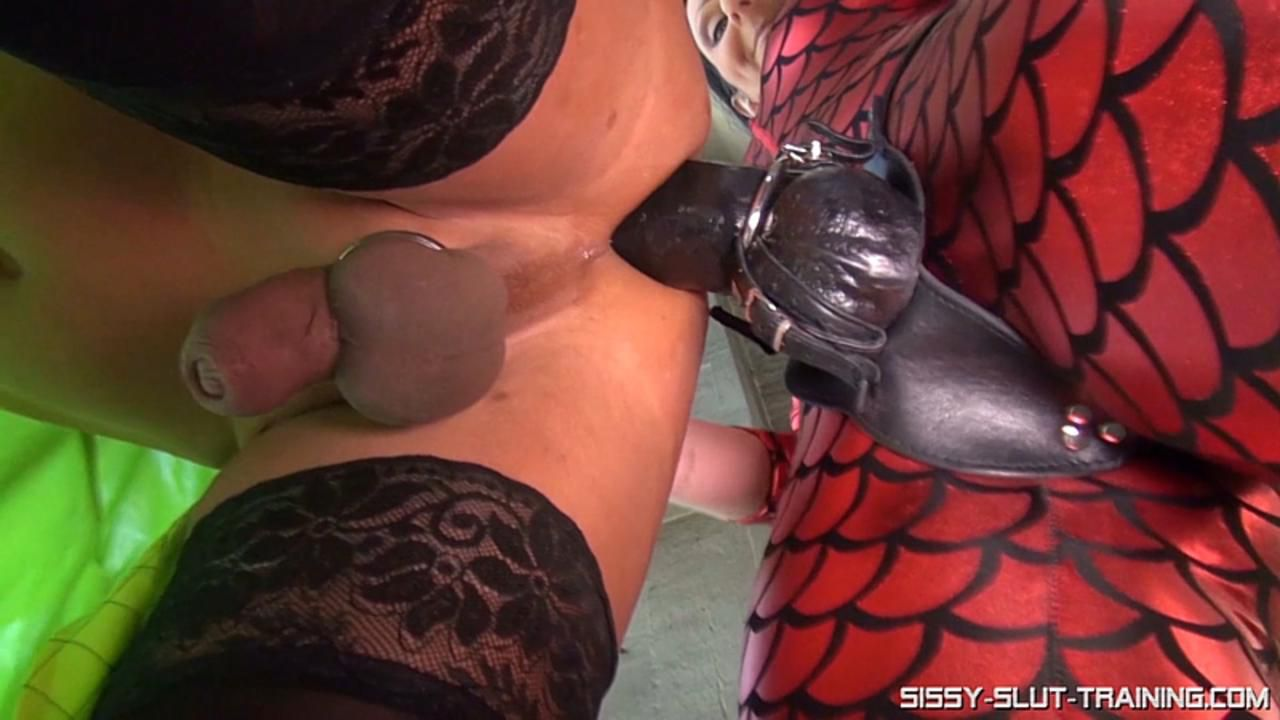 Double slammed slut