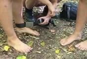 ab-137 Barefoot in the forest (1)