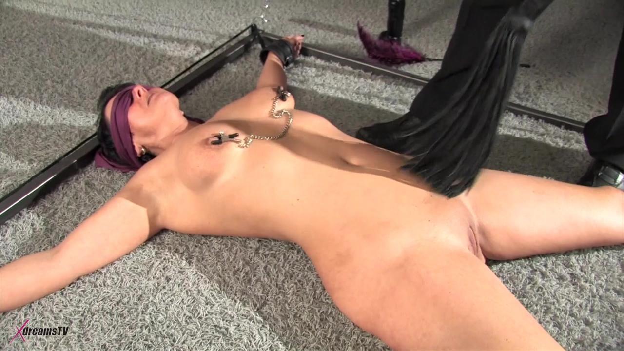 Ilona - Day Of Humiliation At Bondage Frame