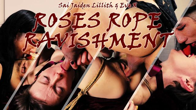 ROSES | ROPE | RAVISHMENT