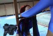 ab-077 Lycra Girls in Bondage (3)