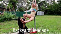 Backyard Bondage - w/Mistress Arabella