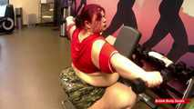 THE FATTY FITNESS 2 - NIKKI CAKES EXTENDED CLIP 1