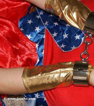 Wonderwoman In Distress