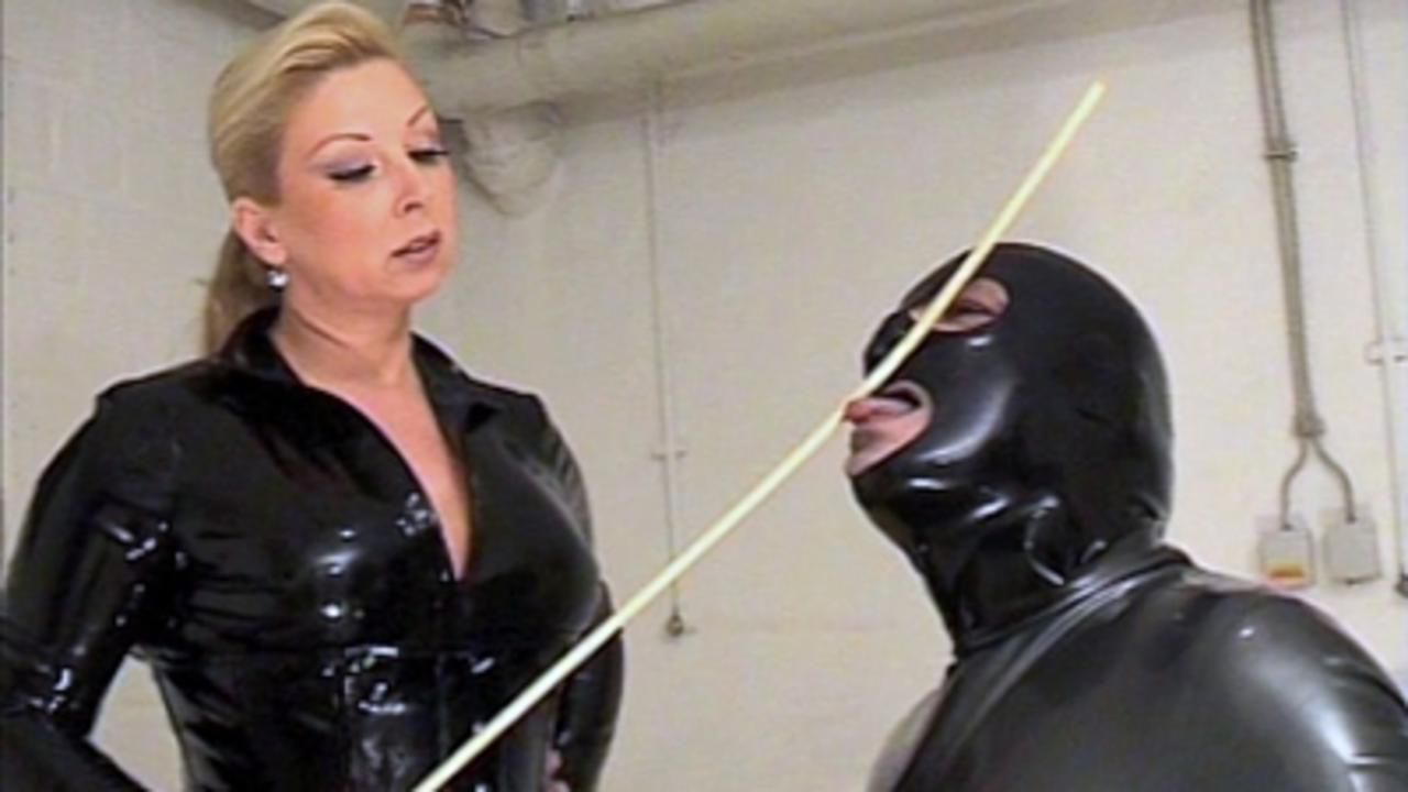 Contessa Cara - Hard Whipping and Caning